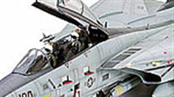 Highly detailed and finely engineered large scale aircraft kits from Tamiya.