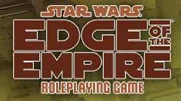 star wars edge of empire role playing game rules, character and expansion packs.