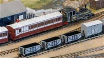 Narrow gauge model railways in 4mm, 7mm and larger scales. On30 & O16.5, OO9 & HOe, SM32 & G garden railways.
