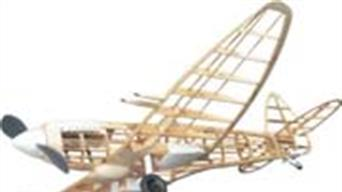 Traditional wood frame construction aircraft model kitsDetailed display models by West Wings & Model Airways