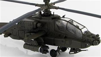Hobby Master diecast helicopter models and aircraft display diorama accessories. The Boeing Apache Longbow in US and British Army finishes.