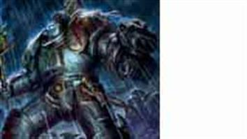 Games Workshop Warhammer 40K Grey Knights figures. The elite brotherhood of Space Marines.