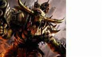 Games Workshop Warhammer 40K Orks. The belligerent and warlike Orks have been a blight on the galaxy since time immemorial.