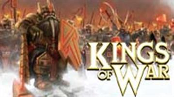 Mantic Games Kings of War and Warpath games and figures.