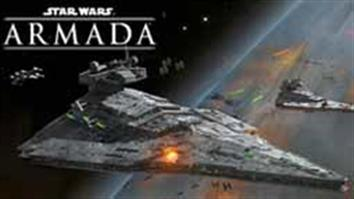 Tactical Fleet Combat Game. Rebel and Imperial fleets fight for the fate of the galaxy in a two-player miniatures game of epic Star Wars space battles!