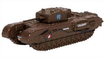 Models from Oxford Diecast 1/148 Military & Commercial