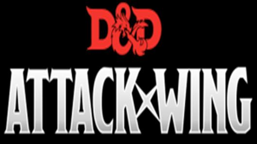 Dungeons & Dragons Attack Wing is a tactical combat miniatures game with dragons, weaponry, and troops from the Forgotten Realms universe.