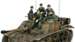 Forces of Valor 1:32 military vehicle models offer a very high level of detailing in a large but manageable size model.