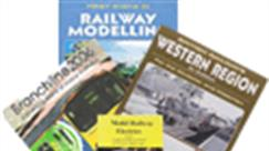 Railway books including spotters books, prototype reference and railway modelling titles