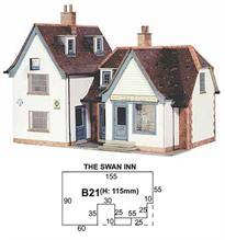 Model Railways, OO/HO Track & Buildings, Card Construction