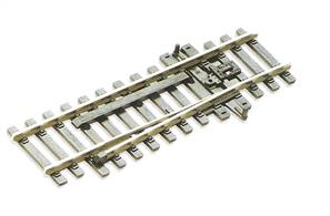 Peco OO Streamline Turnout Catch L/H Insulfrog SL-85Templates for Peco points are available from the Peco website.