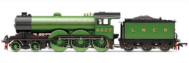 A highly detailed model of the GER/LNER Holden designed B12 class 4-6-0 locomotives.DCC Ready. 8-pin decoder required for DCC operation.