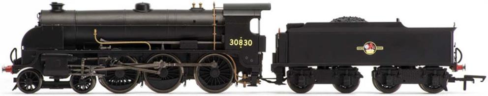Hornby R3329 OO Gauge  BR Urie/Maunsell Class S15 4-6-0 Mixed Traffic Locomotive BR Livery Late CrestA good, high detail model of the Southerns' S15 has long been a missing link in the SR locomotive fleetDCC Type: DCC Ready