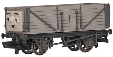 Model of a Troublesome Truck from the Thomas the Tank Engine books and TV series.