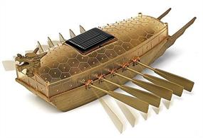 Academy 1/5 Solar Powered Turtle Ship Kit AY18135