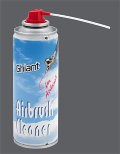 The solution for removing old paints residues and to maintain your airbrush for longer periods.