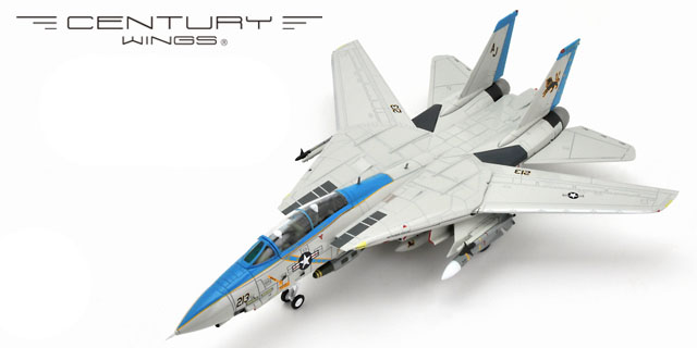 Century Wings 1/72 F014A US Navy VF-213 Blacklions 1995 Jet Fighter Model 001617