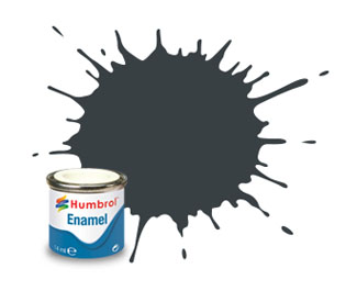 66 Matt Olive Drab Enamel Paint 14ml