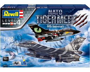 Revell 05671 1/72nd NATO Tiger Meet 60th Anniversary Gift Set