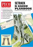 N Gauge Setrack Planbooks are an ideal introduction to the hobby. Each of the layout plans is illustrated with a suggestion of how the layout can be transformed into a realistic representation of a real railway, and a detailed list of the components required is also supplied. Plus pages of useful tips on constructing baseboards, track laying etc - in fact all you need to know to make a good start (Planbooks are included in Starter Track sets ST-300 and 301)This new edition contains 48 A4 size pages featuring 27 plans ranging from small ovals and end-to-end shelf layouts to room-sized plans for mainlines in miniature.