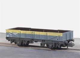 Railway companies all had a stock of their own vehicles for carrying goods and merchandise around their network, and also onto other companies' routes as and when required. These were integrated into British Railways at Nationalisation; some of them to be once more re liveried under sectorisation as the network was prepared to be returned to private ownership. All Peco wagons feature free running wheels in pin point axles. The ELC coupling, whilst compatible with the standard N gauge couplings, keeps a realistic distance between the vehicles and enables the PL-25 electro magnetic decoupler to be used for remote uncoupling.