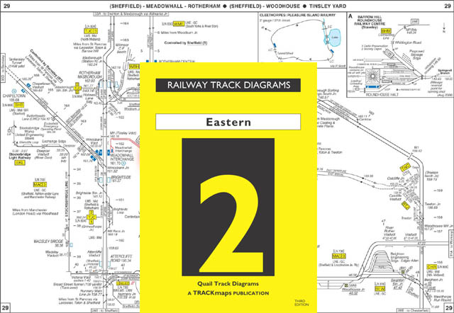 Platform 5 Quail Railway Track Diagrams Eastern Region Quail 2