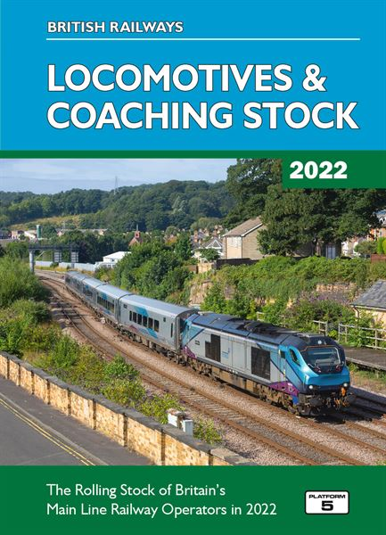 <P>British Railways Locomotives & Coaching Stock 2014 contains a complete listing of all locomotives, coaching stock and multiple units that run on Britain's mainline railways.</P>