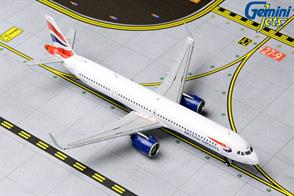 Airbus A321neo airline operted by BA