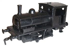 Neat model of the Lancashire & Yorkshire Railway 0-4-0ST pug shunting engine, would look super well weathered sitting in a siding awaiting wagons.Glue and paints are required to assemble and complete the model (not included). Non working model.