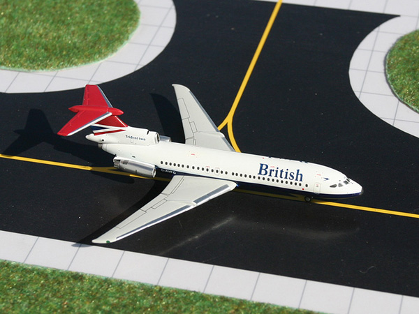 Gemini Jets 1/400 British Airways Trident 2E Diecast Aircraft Model GJBAW753