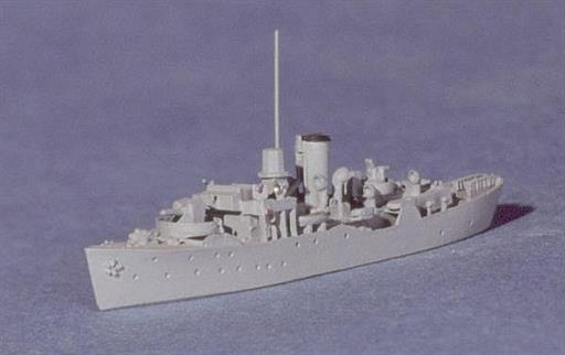 Navis Neptun 1182A HMS Snowberry an Improved Flower Class Corvette 1/1250