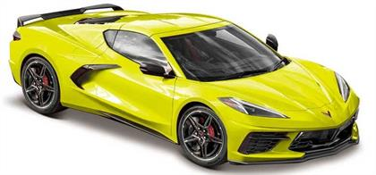 Maisto M31527 1/24th 2020 Chevrolet Corvette C8 Stingray Diecast Model