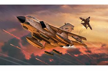 Italeri 1/48th 2783 Tornado GR1 /IDS Gulf War Jet Fighter Aircraft Kit