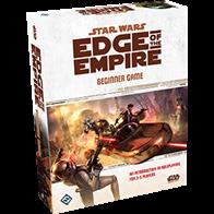 The Star Wars®: Edge of the Empire Beginner Game features a complete, learn-as-you-go adventure. Pre-generated character folios keep rules right at the your fingertips, while custom dice and an exciting narrative gameplay system make every roll into a story. Detailed rules provide for hours of entertainment as you create your own adventures and tell your own tales of a galaxy far, far away!