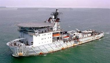 Judging by the equipment carried, this is Diligence after the 2009 refit. Digilence was retired from the RN in June 2016
