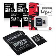 16GB MicroSDHC Card Class 10 with adapterPhoto Shown only for display purposes