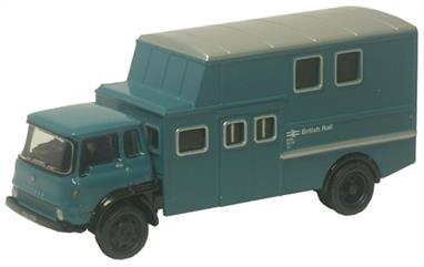 Oxford Diecast 1/76 Bedford TK Crew Bus British Rail Scottish Region 76TK009Bedford TK Crew Bus British Rail Scottish Region