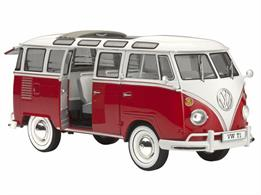 Revell 1/24 VW T1 Samba BusLength 181 mm Number of Parts 173