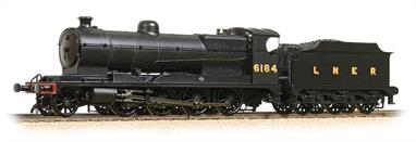 Bachmann Branchline 31-003A OO Gauge LNER 6184 Class O4 Robinson 2-8-0 Goods Engine LNER Black LiveryThis model of LNER 6291 is painted in the LNER standard black livery used for mixed traffic and goods engines.DCC Ready. 21-pin decoder required.We are taking orders for this model, however pricing information is not available at present. Please select the 'Click and Collect' payment option in the checkout process, we will contact you to confirm our sell price and arrange payment when the models arrive.