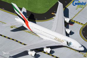 GJUAE1924 EMIRATES A380 UAE IN SPACE LIVERY A6-EEH