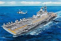 Ship Models, 1/700 Waterline Ship Models, Revell 1/700 Scale