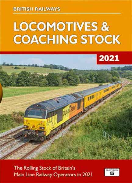 <p>British Railways Locomotives & Coaching Stock 2018 contains a complete listing of all locomotives, coaching stock and multiple units that run on Britain's main line railways with full owner, operator, livery and depot allocation information for every vehicle.<br /><strong>A6 format hardback. Recommended for home reference and record keeping.</strong></p>