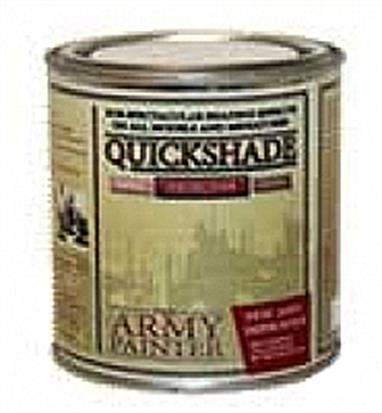 This is by far the most popular Quick Shade on the market. Its fantastic all-round uses makes it ideal for any colour. The STRONG Tone will make deep and perfect shades on your miniatures and use heavy, brown pigment. Especially great on Pure Red and Desert Yellow and all manner of Greens. If in doubt: Go for STRONG Tone!