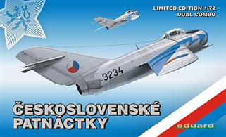 Renewed premiere of the anticipated scale kit of MiG-15 in scale 1/72, which was postponed last year due to technical difficulties.This year, we're bringing you the same scale kit, however manufactured using latest technologies (like MiG-21 or Spitfire Mk.IX), which allows exceptional rendition of details of this aircraft.