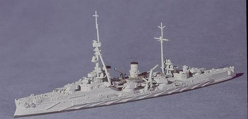 Navis Neptun 30N SMS Blucher, the most powerful Armoured Cruiser ever built 1/1250
