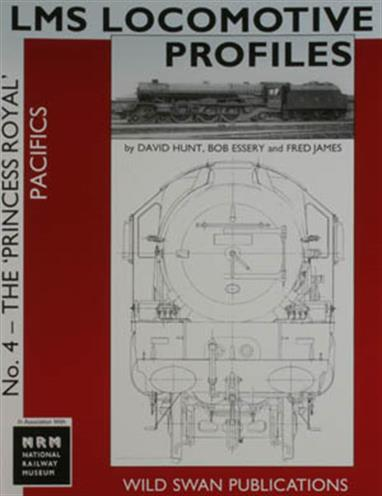 A profile of the Stanier Princess Royal class by David Hunt, Bob Essery and Fred James. Between them these three authors have collated and interpreted thousands of records and documents to bring new light to the design, development, testing and modifications made to this class of pacifics throughout their working careers. A career which, for two of the class, will continue into the future.Produced in association with the National Railway Museum whose archives contain many of the works drawings and official test documents used to refine the locomotives.