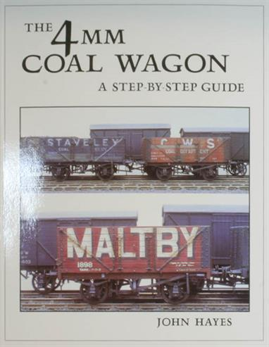 Following on from Geoff Kents' series, in this book John Hayes presents a modelling guide to the common coal wagon.Many thousands of company and private owned wagons have served on Britains railways. Built by hundreds of builders and maintained by hundreds of repair depots their design, although laid down in specification by the RCH was almsot as varied as their liveries! John deals with structural and detail differences, showing how a more accurate model can be constructed of a specific wagon. He then provides an excellent guide to the lettering and weathering of your wagons, using transfers and hand painting to create a realistic replica of a real wagon at work.This book covers box vans, both general purpose and special traffic vehicles and tank wagons of many different types and designs. Over 160 pages of useful project ideas and practical demonstrations described and illustrated.This series is recommended for 4mm scale wagon builders, helping you build a distinctive and unique model from a plastic kit, then progressing to kit bashing and straightforward scratch building projects to model specific prototypes.