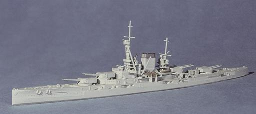 Navis Neptun 20N Ersatz Yorck, a German battlecruiser designed to oppose HMS Hood 1/1250