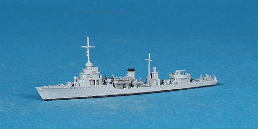 Navis Neptun 1481 Chevreuil, a WW2 French minesweeper 1/1250