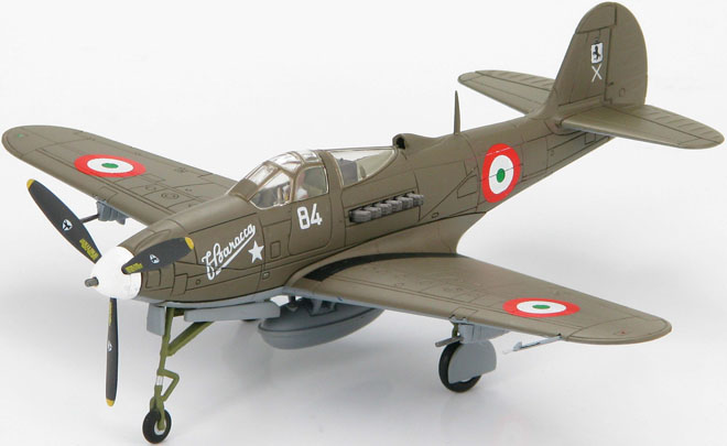 P-39Q AiraCobra 4 Stormo C.T. Italian Co-Belligerent AF, Italy 1945